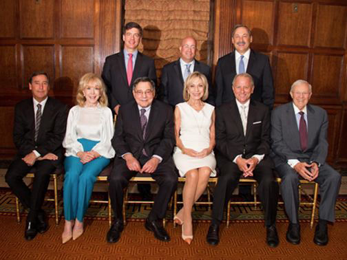 2017 Giants of Broadcasting Honorees