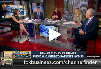 Medically Home CEO Rich Rakowski on Mornings with Maria