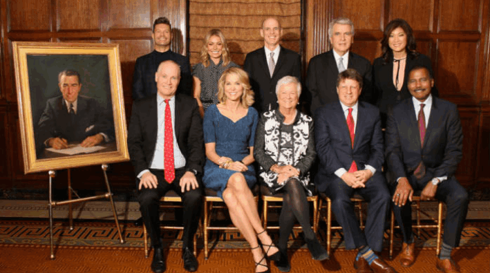 2018 Giants of Broadcasting Honorees
